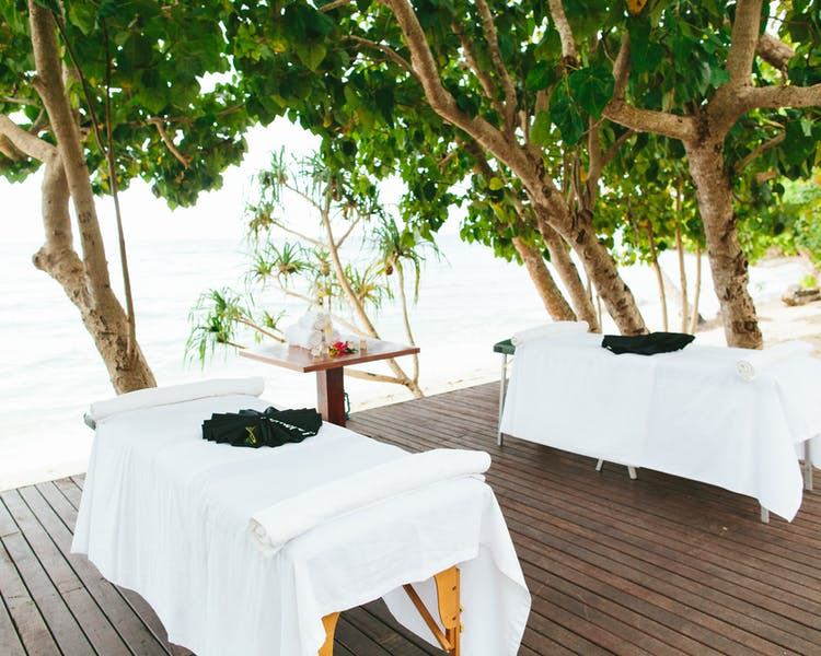 Spa treatments at The Remote Resort Fiji Islands