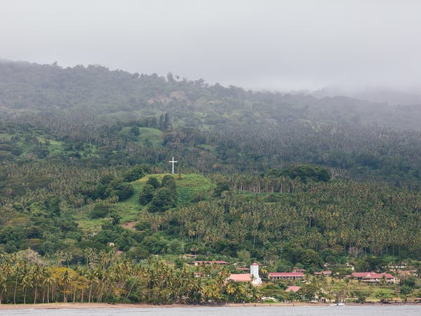 Waikiki Church Taveuni on the Taveuni Insider day trip from The Remote Resort Fiji Islands