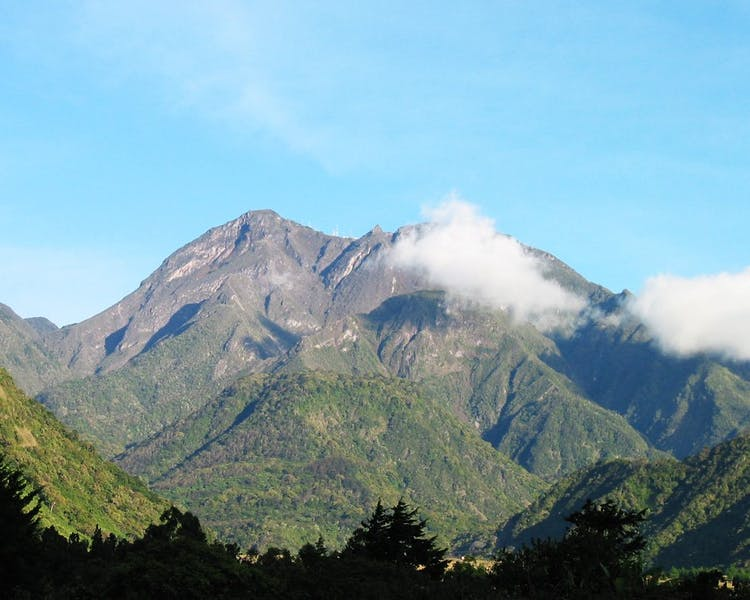 Nearby Attraction - Volcan Chiriqui Panama