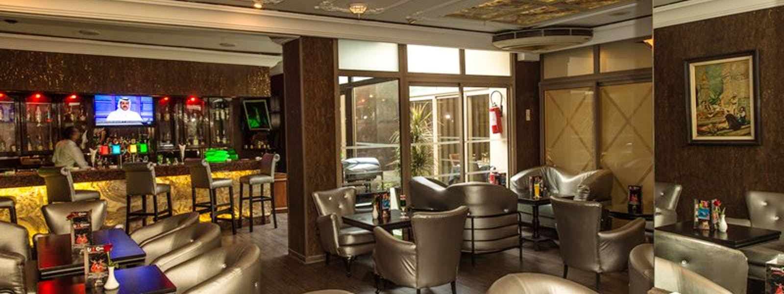 Bar Best western Casablanca