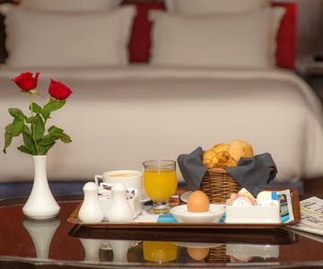 Express Breakfast/ Petit dejeuner express Best western Casablanca