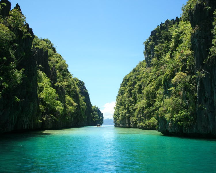 El Nido Lagoon. Part of Tour A