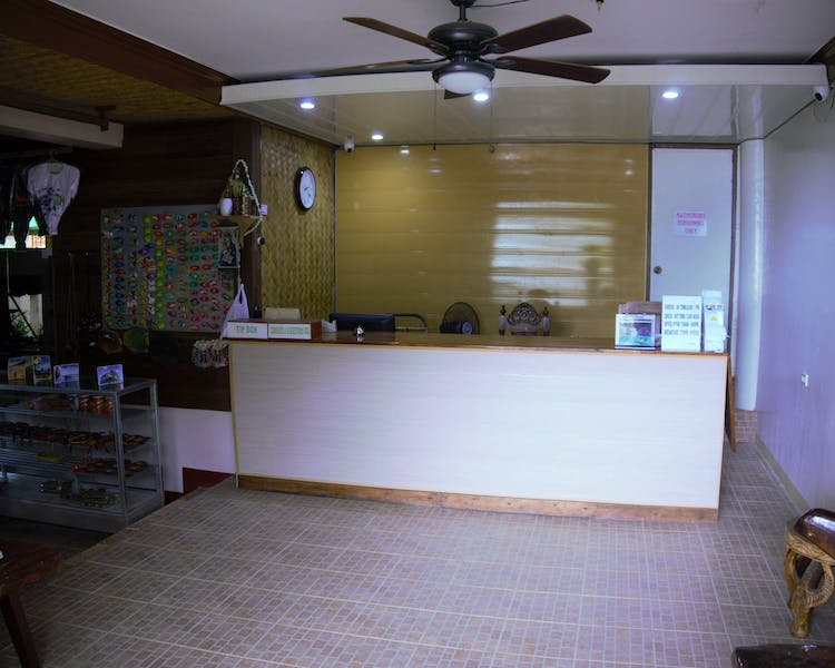 Lally & Abet Front Desk