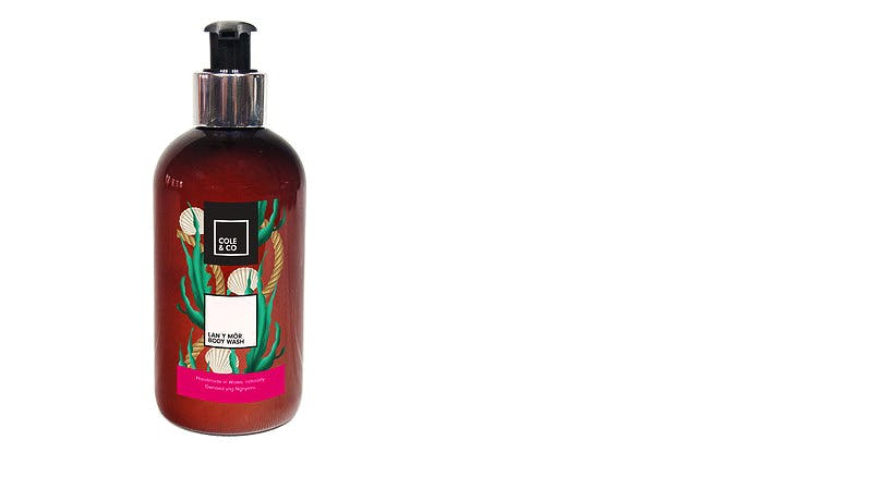 We use Cole and Co for bathroom shampoo and bodywash, lovely flavours and designs