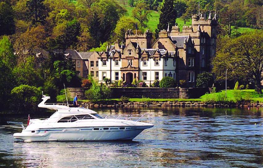 Cameron House Hotel Loch Lomond Scotland