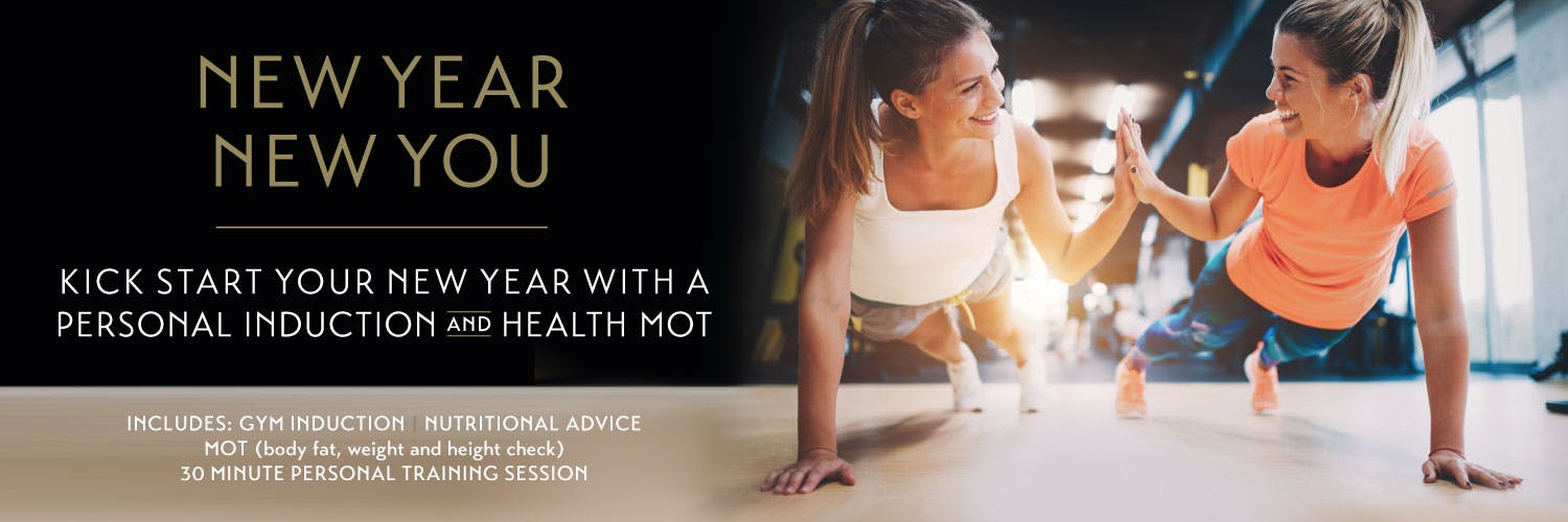 Free Personal Training at Cameron House