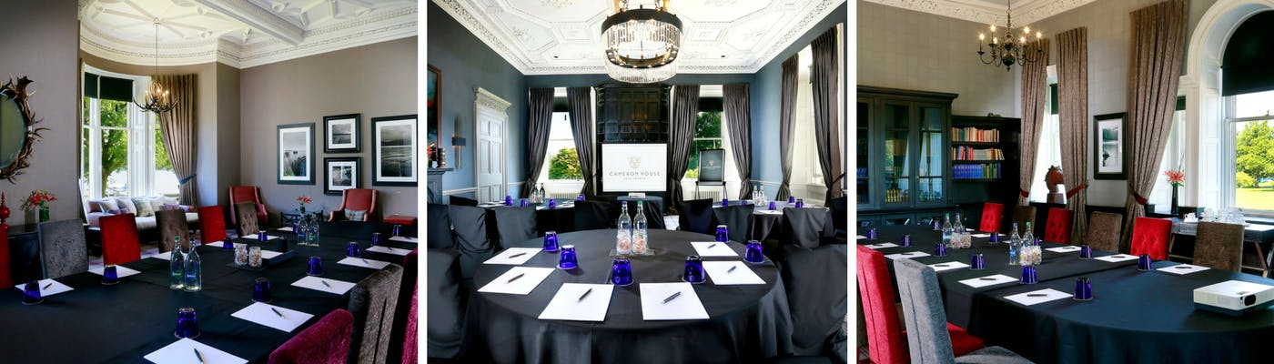 Meeting & Events Room at Cameron House