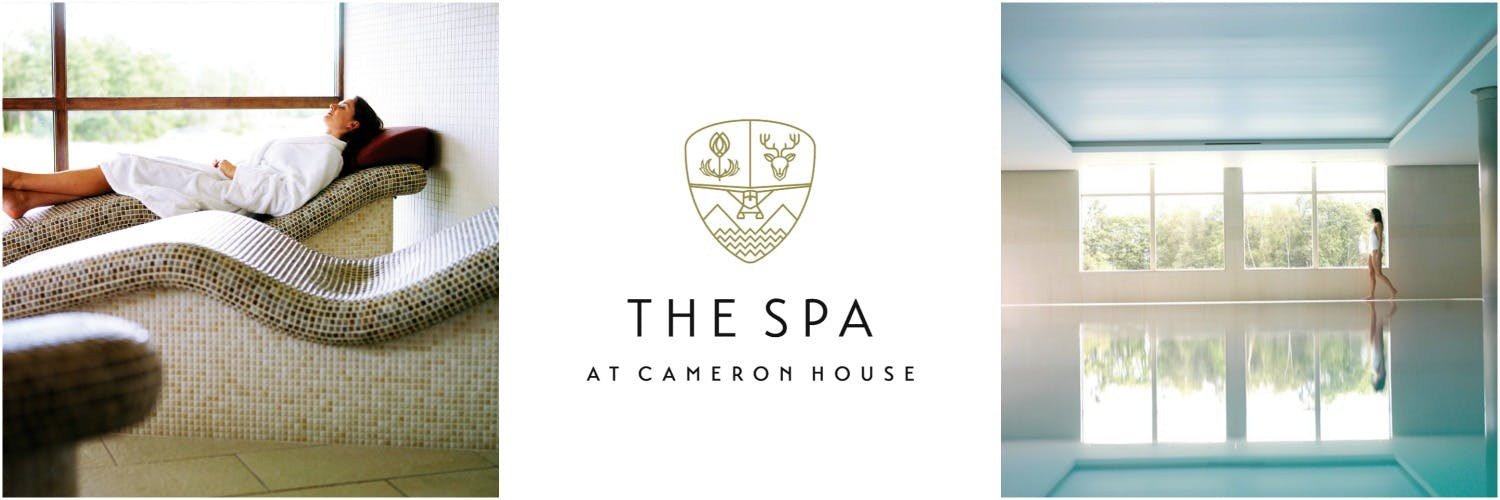 The Spa at Cameron House Logo