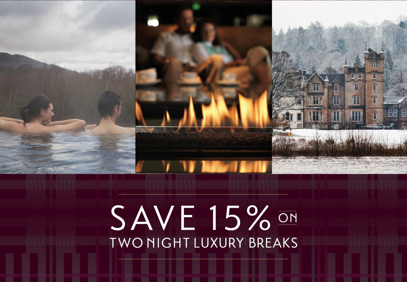 Luxury Breaks - Save 15%