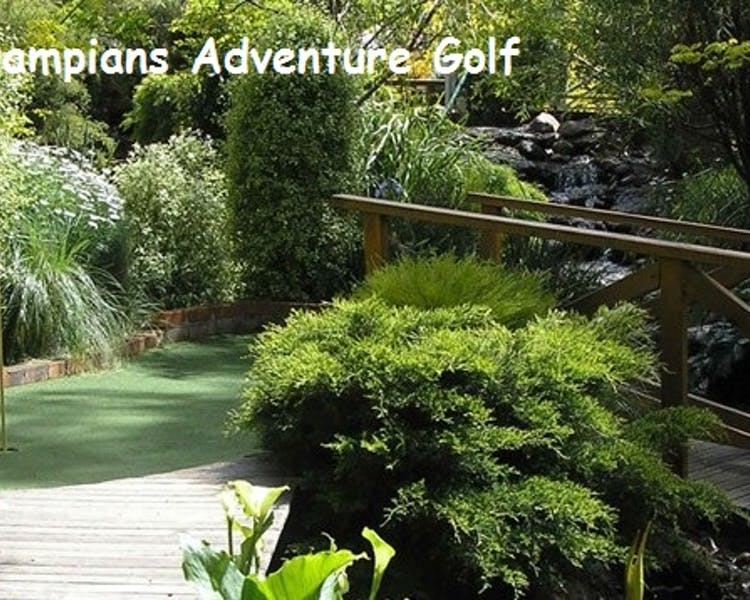 Grampians Adventure Golf Halls Gap