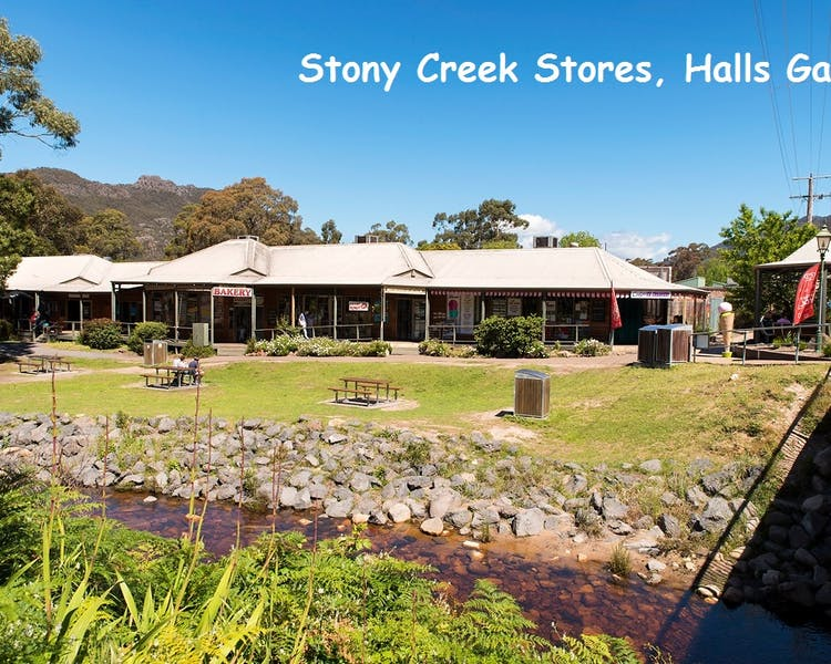 Stony Creek Stores Halls Gap