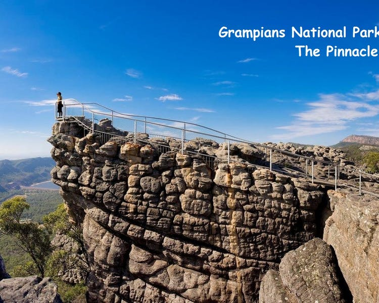The Pinnacle, worth the walk, Grampians National Park