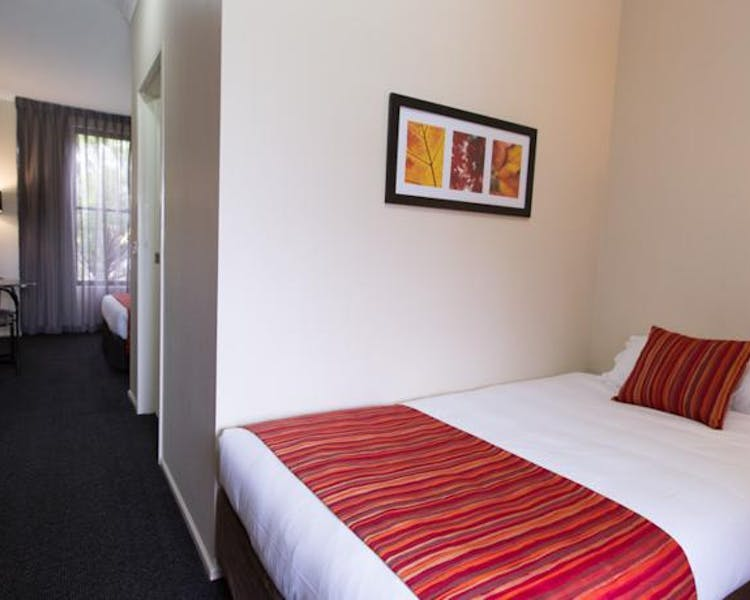 Ballarat accomodation – Standard twin room