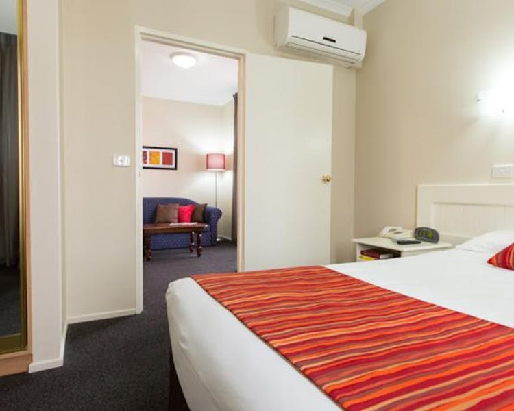 Ballarat accommodation – Queen room