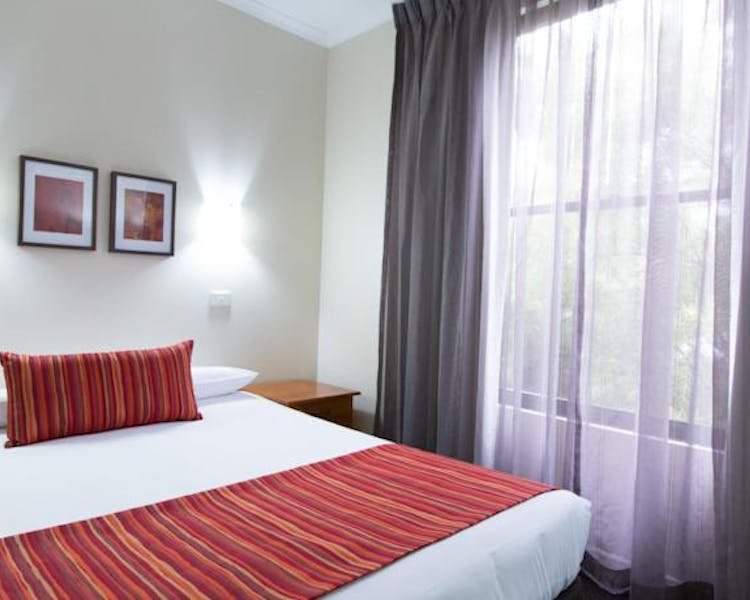 Ballarat accomodation – Standard queen room
