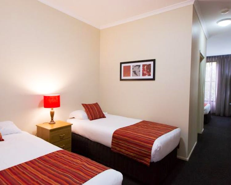 Ballarat accommodation – Standard triple