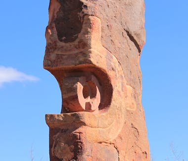 Living Desert Sculptures Broken Hill
