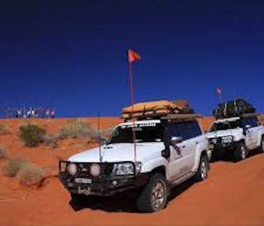 TrisState Safaris Broken Hill