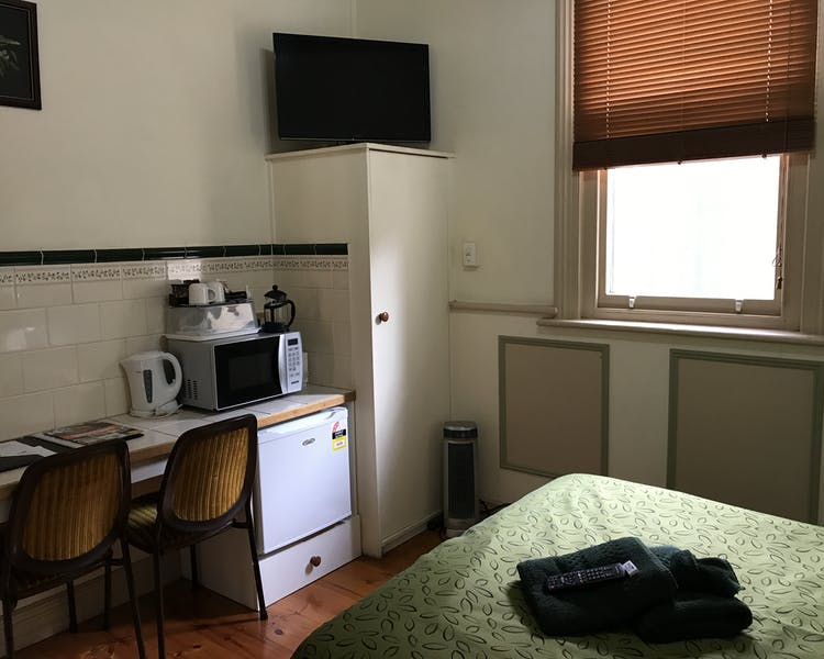 Heritage double room Lodge Outback Motel Broken Hill