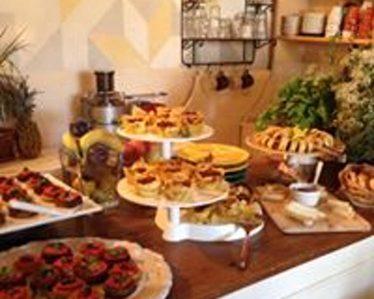 special buffet at il sole del sodo