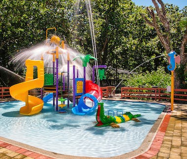 Kula Wild Adventure Park - kids splash pool