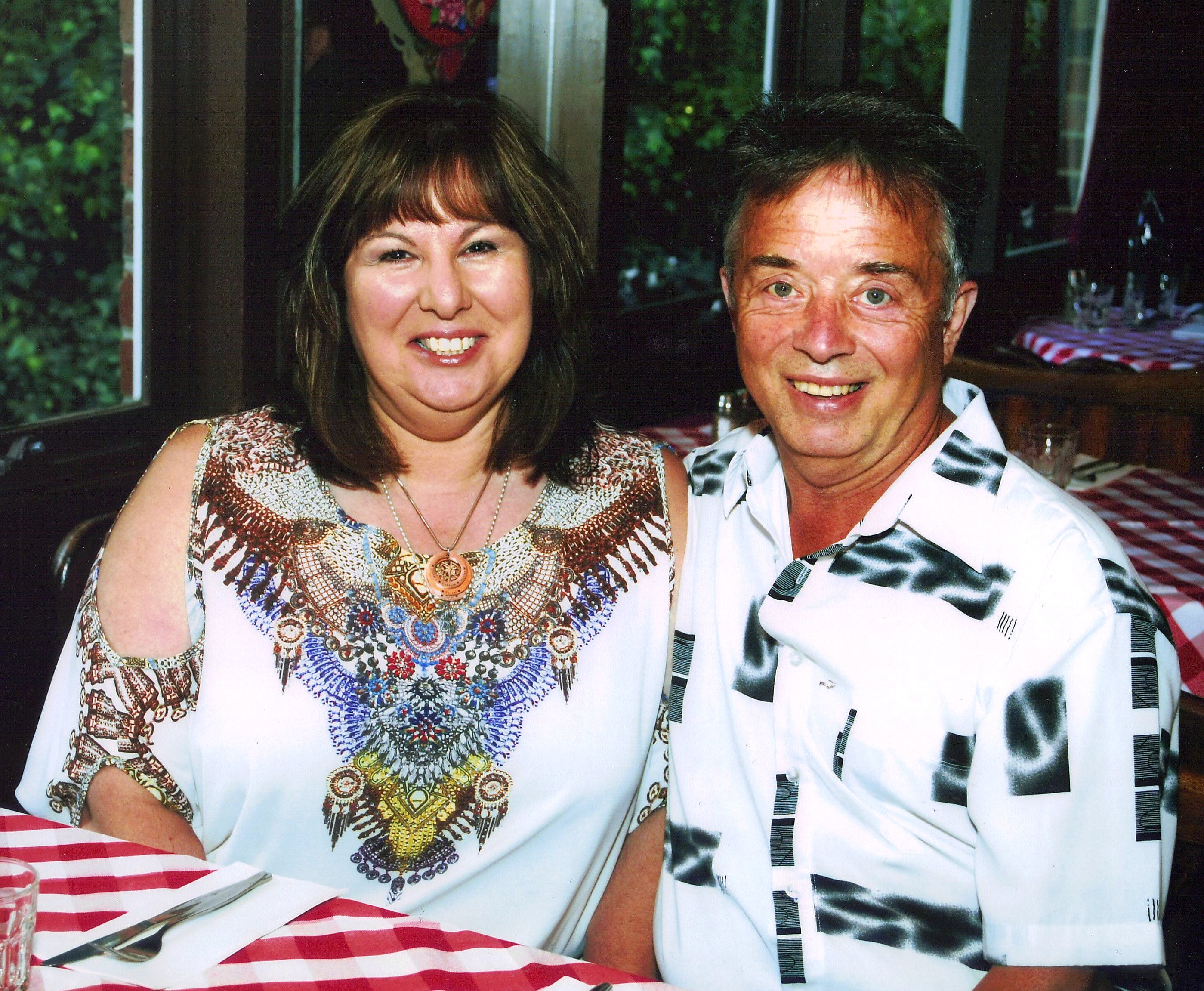 Karen and Ted Wlas Owners Venus Escapes