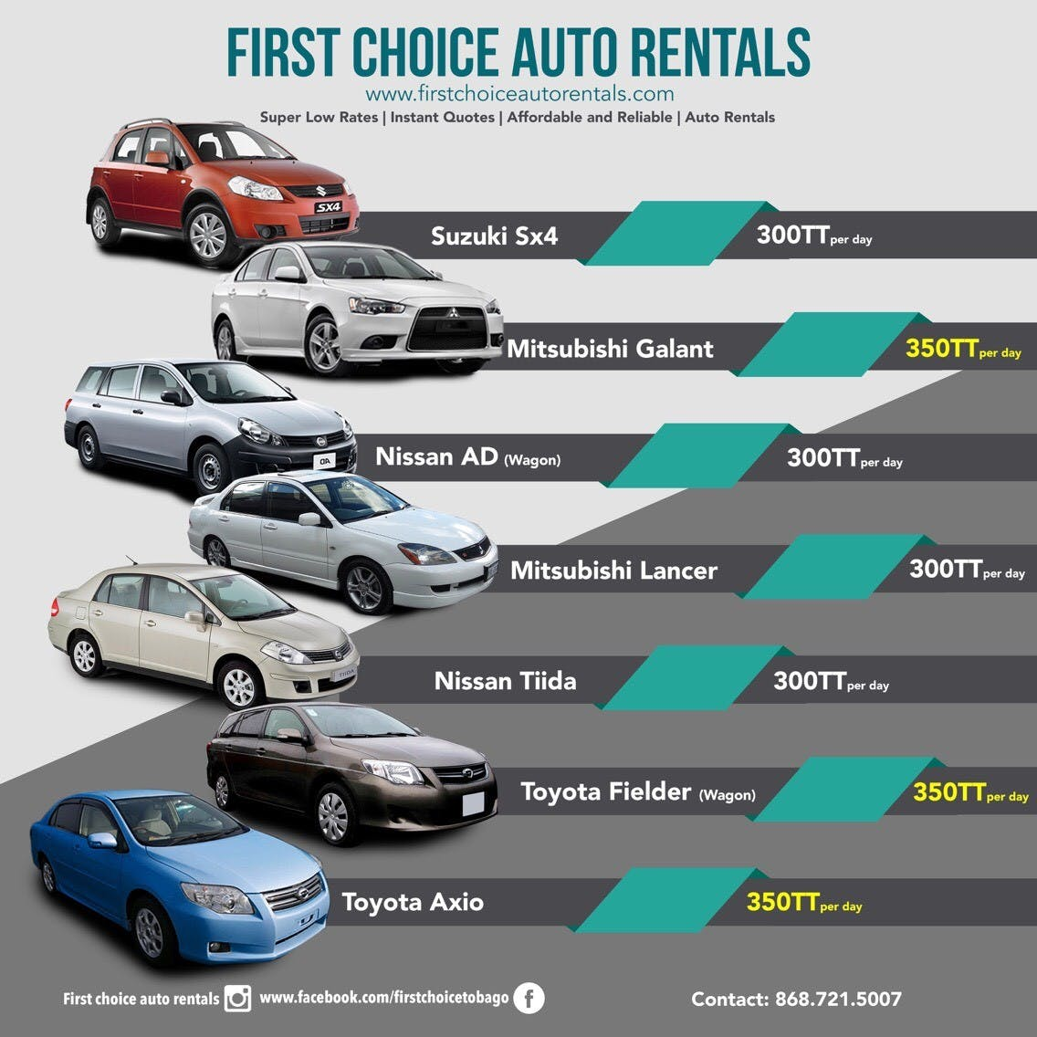 First Choice AutoRental