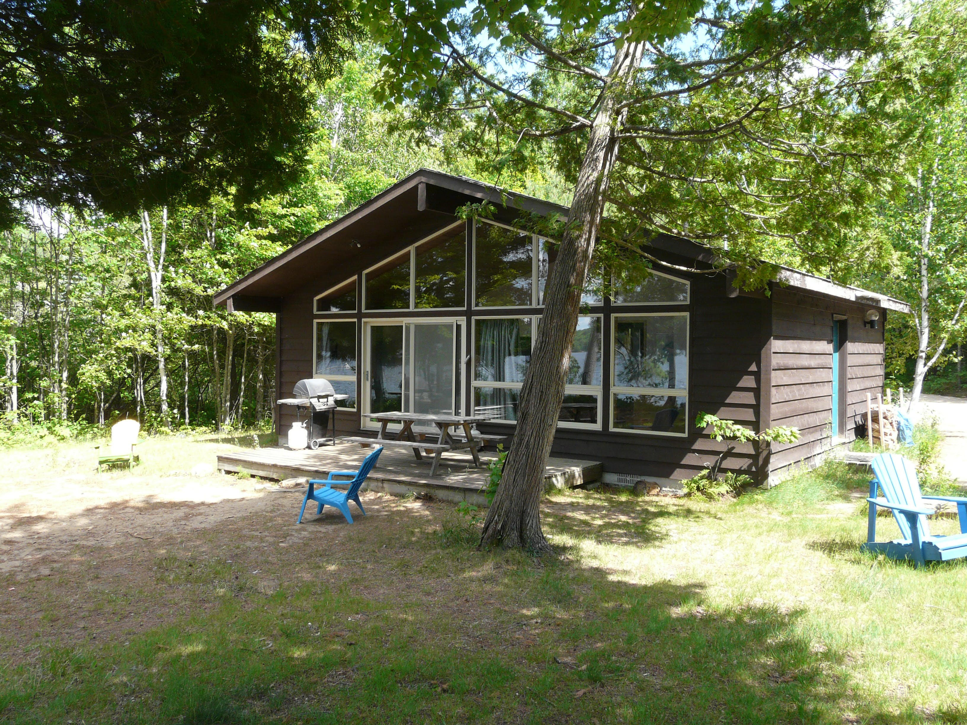 original rosseau on muskoka cottage birch ontario listing online rentals lake rental
