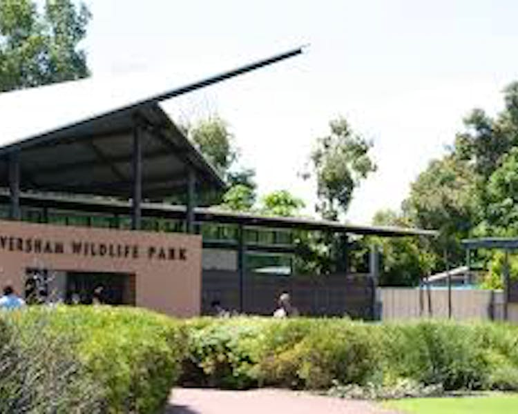 Caversham Wildlife Park