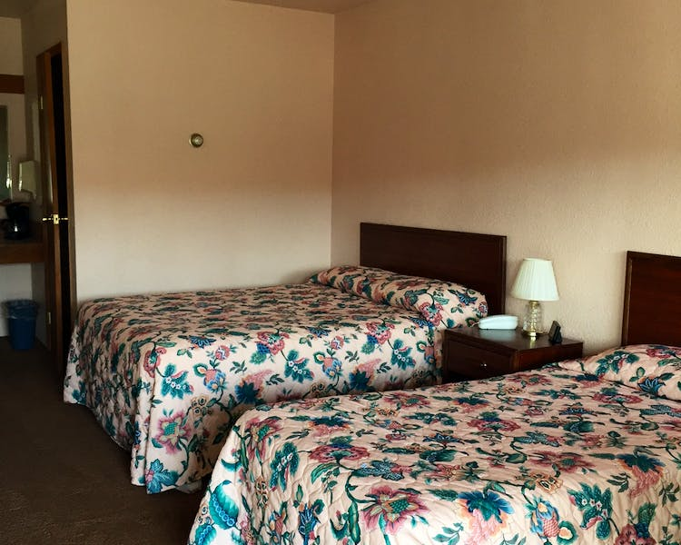 Double room with Twin Bed Three Bears Tok Motel