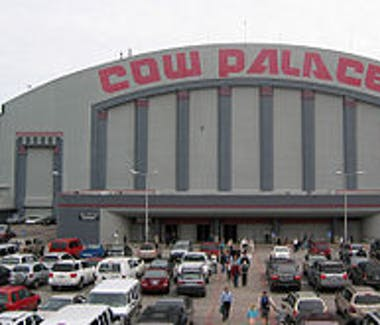 Cow Palace is 10 minutes from The Dylan Hotel