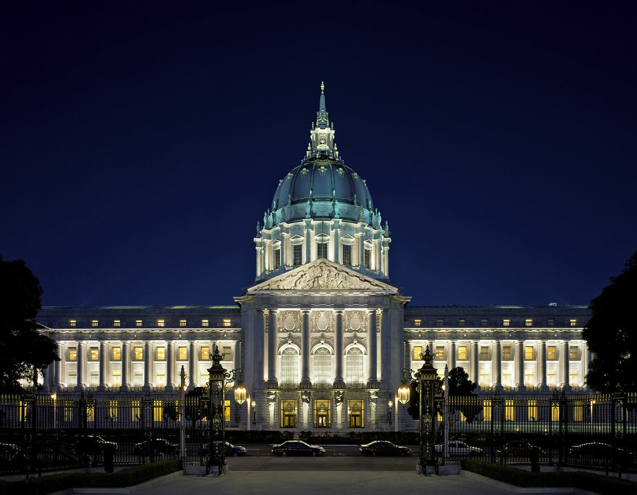 San Francisco's Civic Center is a National Historic Landmark . BART Station is 3 minutes away from The Dylan Hotel