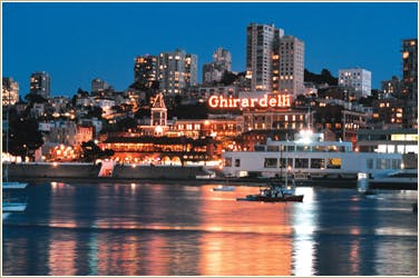 Ghirardelli Chocolate Factory