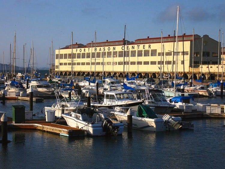 The Dylan Hotel, Fort Mason, Marina District