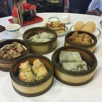 Dim Sum at the Hong Kong Flower Lounge