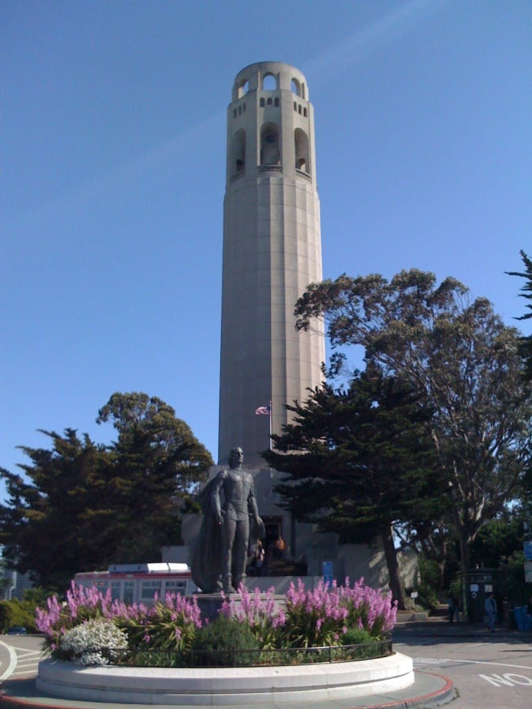 The Dylan Hotel - Coit Tower, landmark of San Francisco