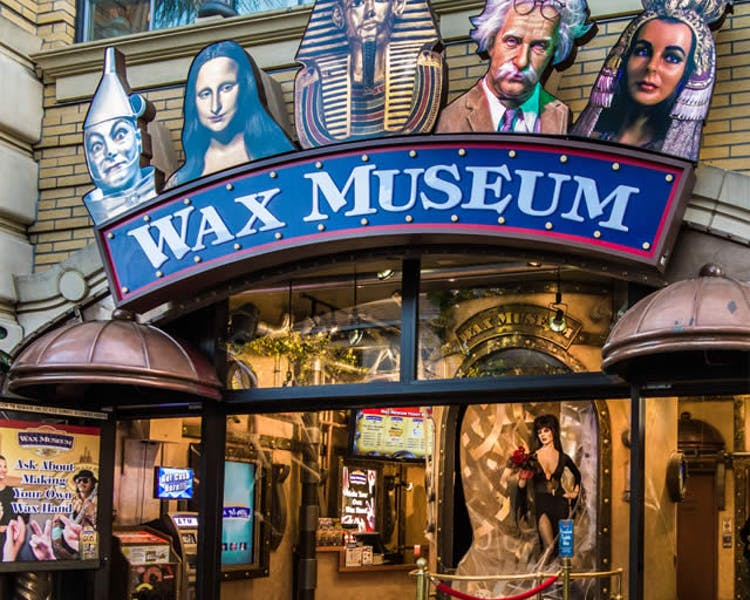 The Dylan Hotel- Wax Museum close to Fisherman's Wharf