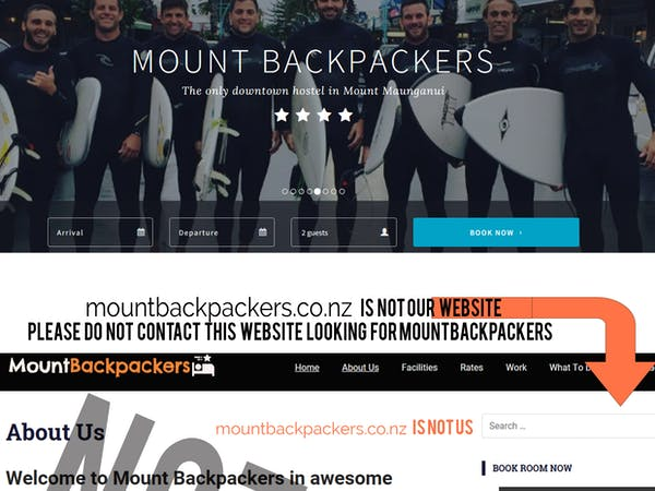 Hostel Mount Maunganui, backpackers, budget accomodation, best hostel, downtown, beach