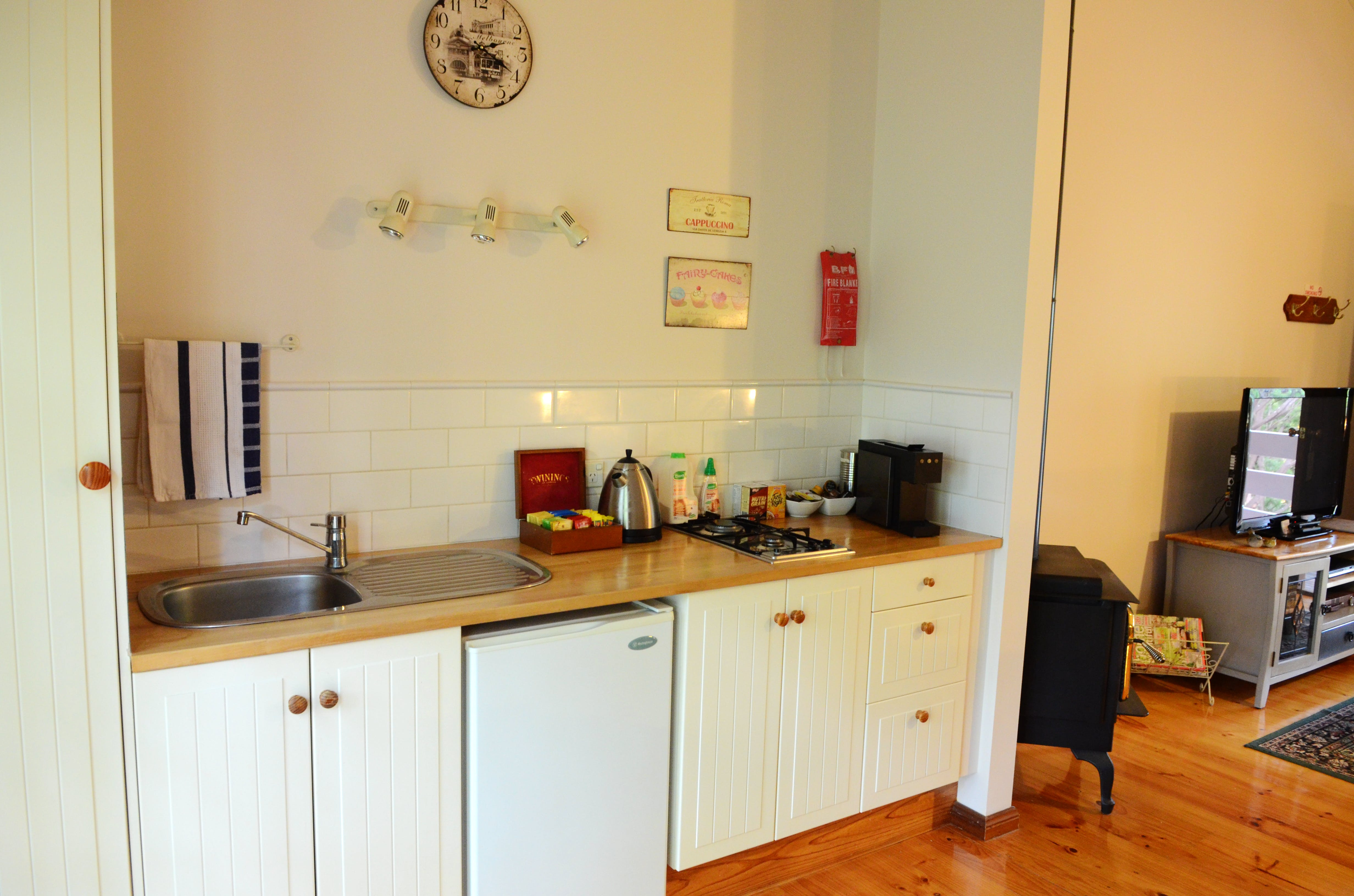 Kitchen in Sarah Jayne Cottage