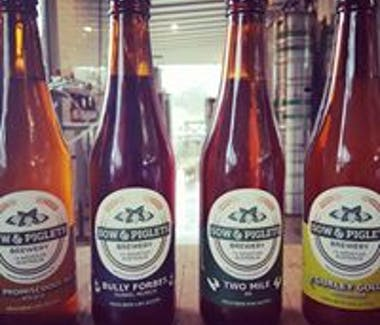 12 Apostles Food Artisan Sow and Piglets beer selection