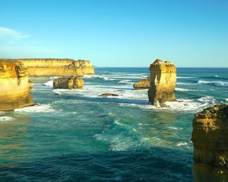 Port Campbell National Park Loch Ard precinct