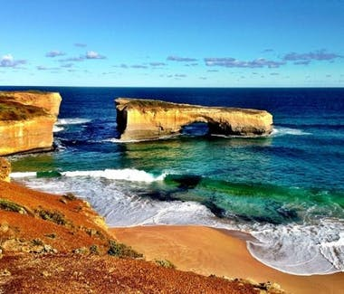 Port Campbell National Park London Bridge