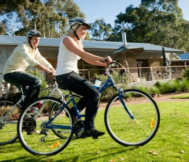 Timboon Rail Trail Bicycle hire