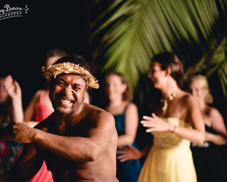 Melanesian Feast & Fire Show every Thursday Night