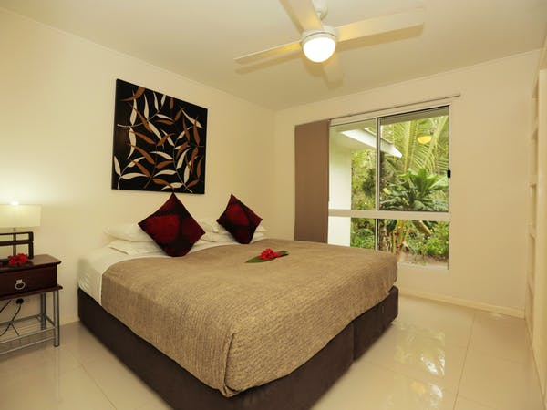 Aqua Blue Beach House - Third bedroom
