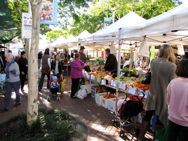 Coffs City Market Day