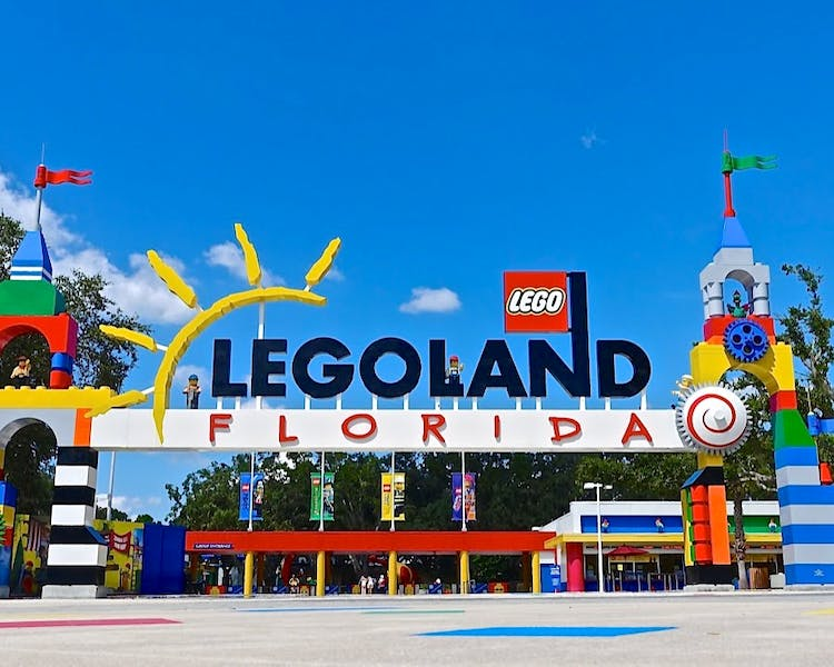 legoland outside