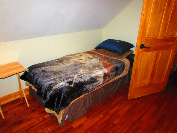 Lincoln Hills Cabin, Full, Twin, Twin, Twin Bedroom