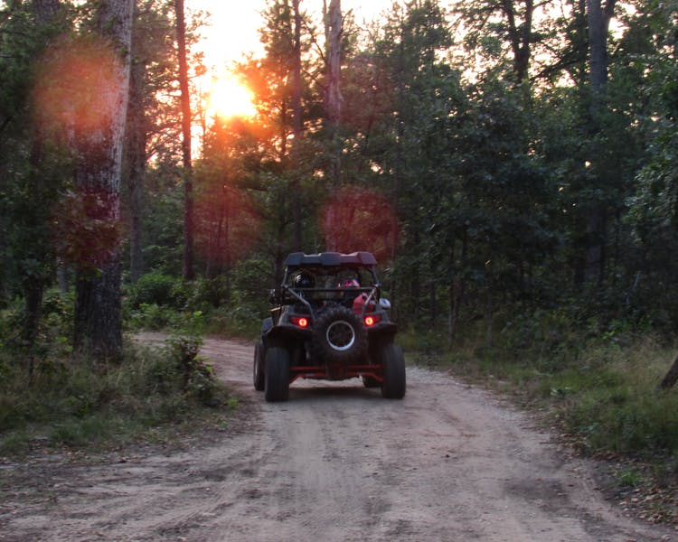 Best ATV Riding in Michigan