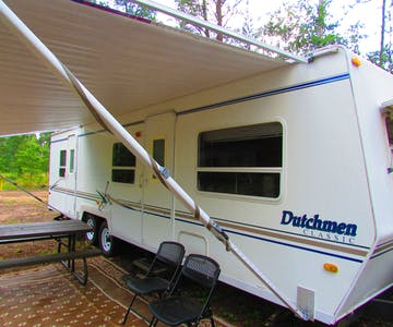 Dutchman RV in park